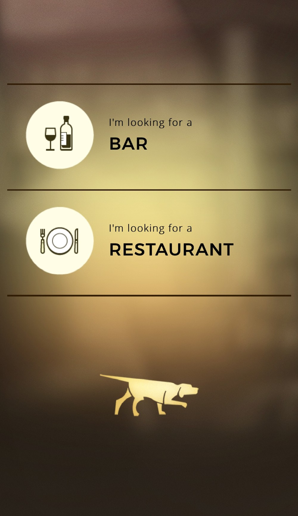 Scenehound is a crowdsourcing app that lets guests report on nightlife hot spots in certain areas.