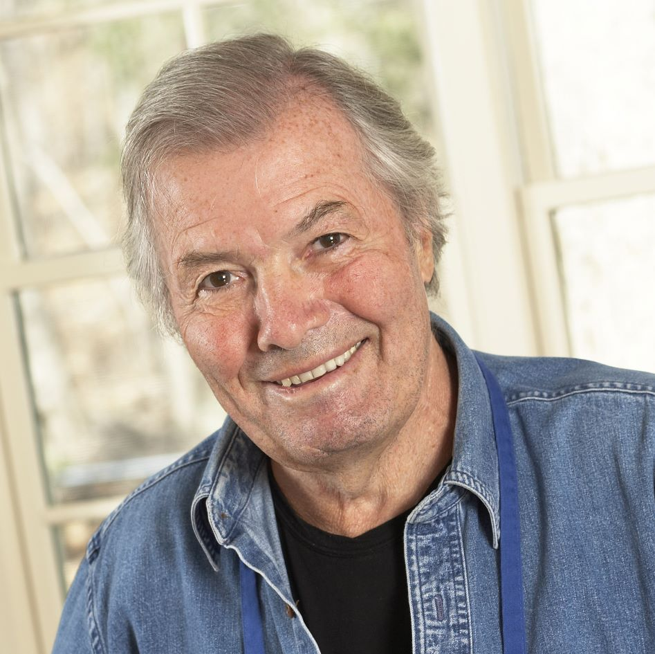 "Jacques Pepin isn't a fan of the ""angry restaurant owner"" reality trope."