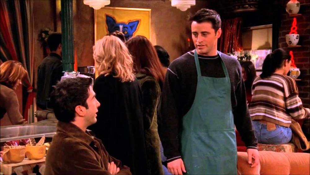 'Friends' was anything but to workers of the restaurant industry.