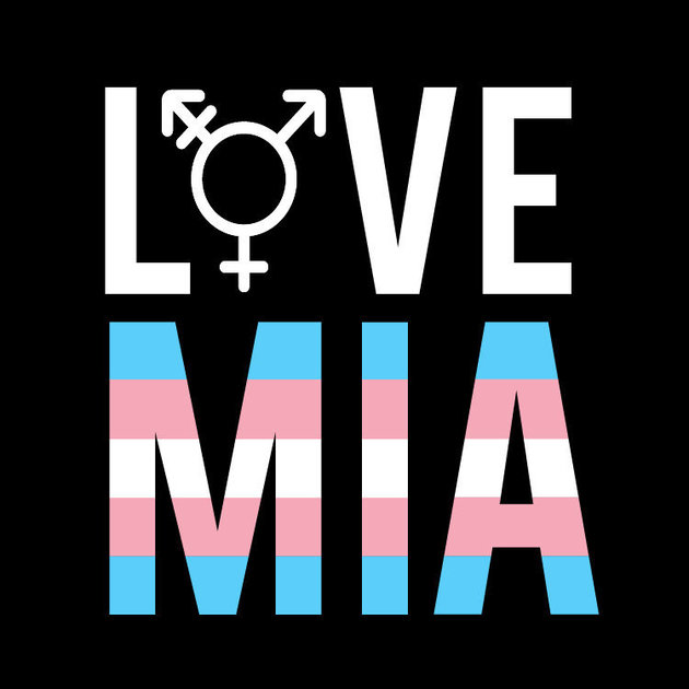 New York Grilled Cheese CO. created this logo in honor of their transgender employee, Mia.