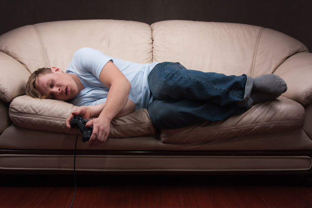 Are eSports players & pro gamers training too hard?