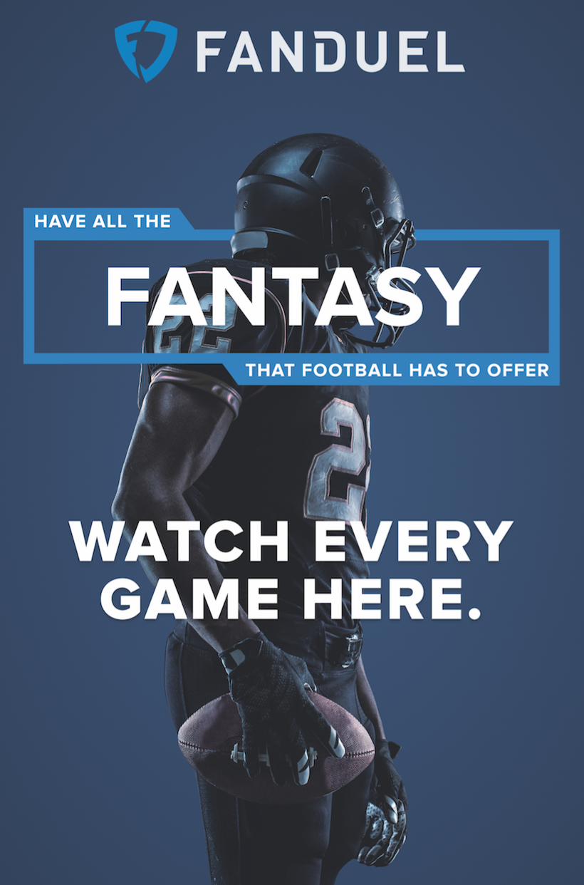 FanDuel will co-brand the marketing materials, attaching your sports bar to their brand and becoming a true partner.