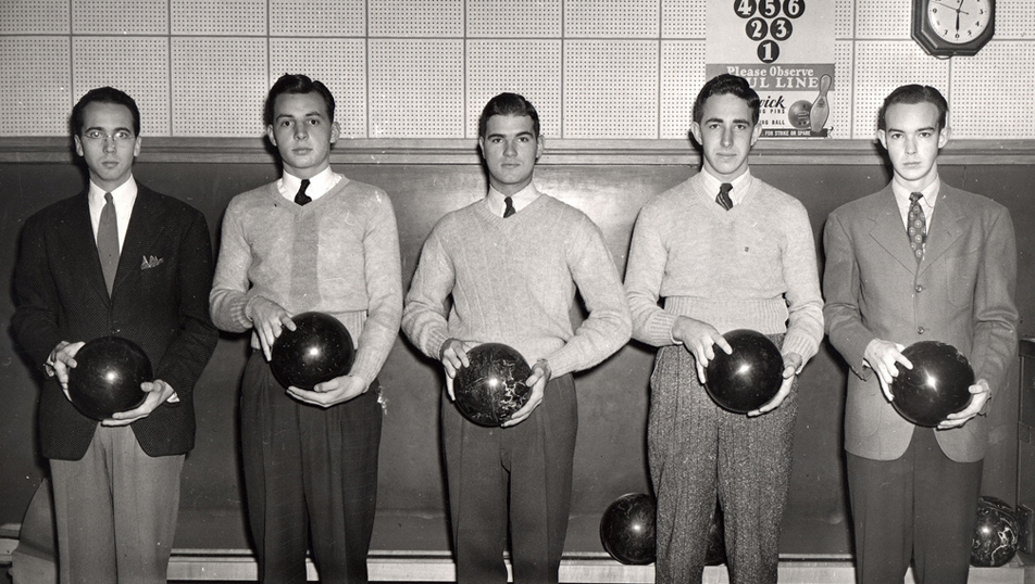 Old school bowlers