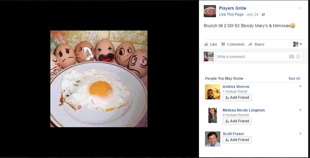 RIP Eggie