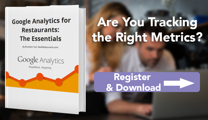 Are you tracking the right metrics for your restaurant's website?