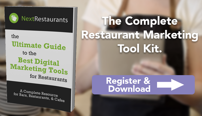 The best new restaurant marketing tools.