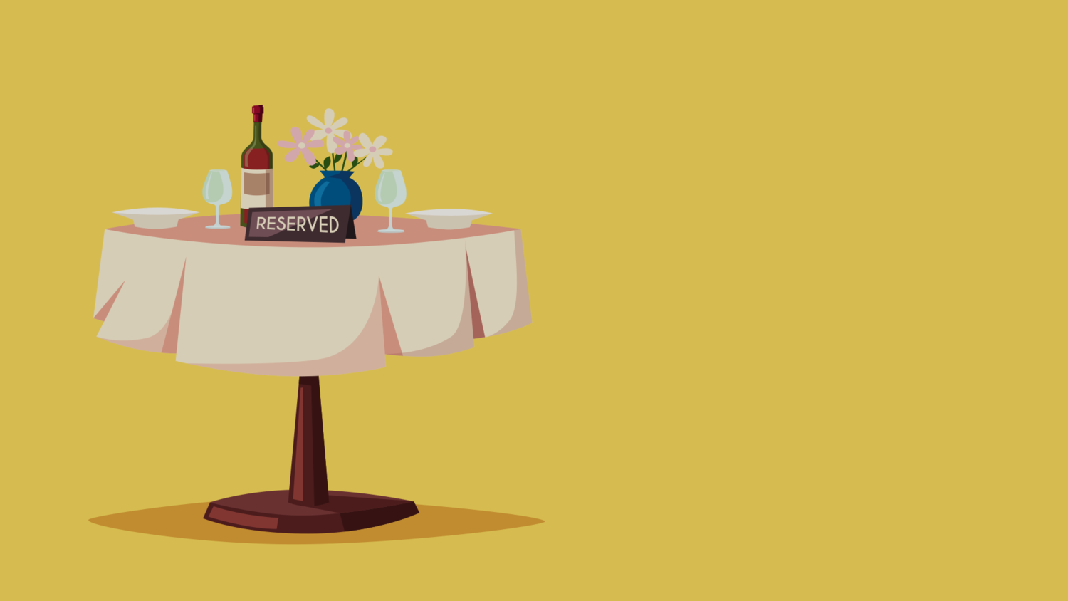 Reasons Why Reservations Are Bad For Restaurants The Rail - Table 6 reservations