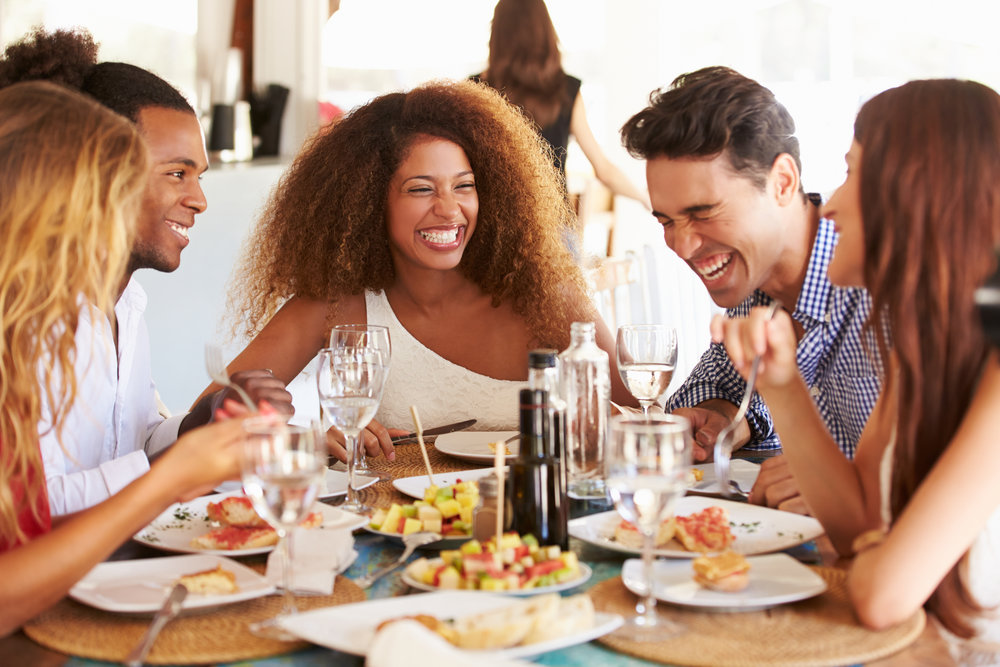 Millennials will still be your biggest restaurant marketing target in 2017.