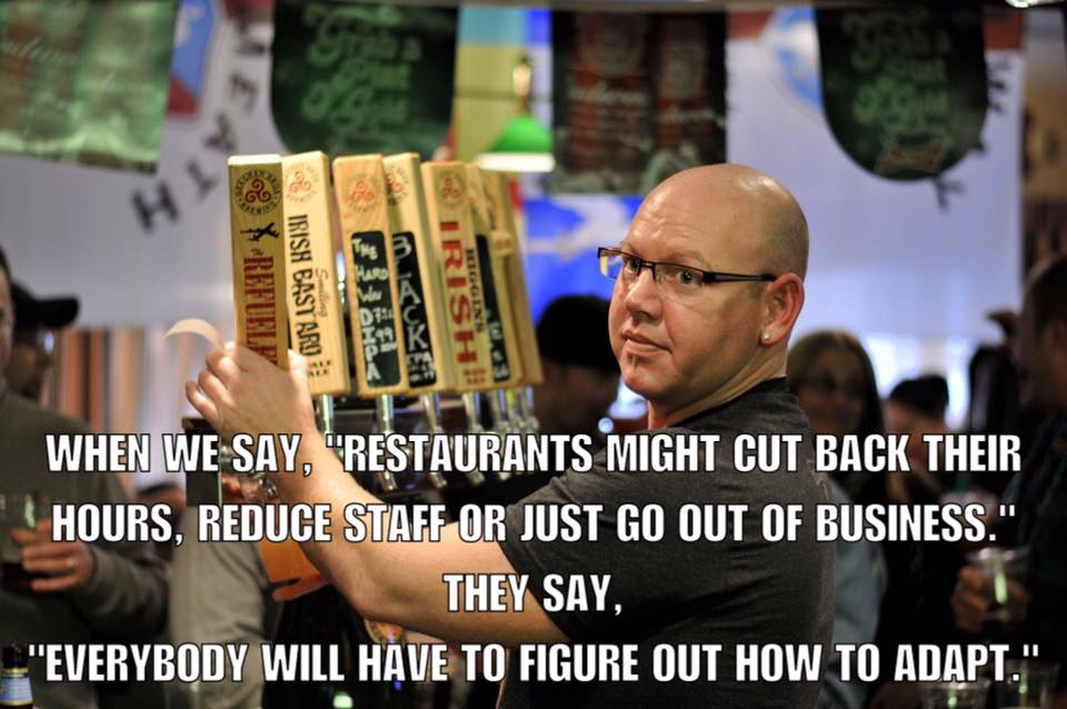 Is the restaurant tipping system broken? Restaurant owners & operators are split.