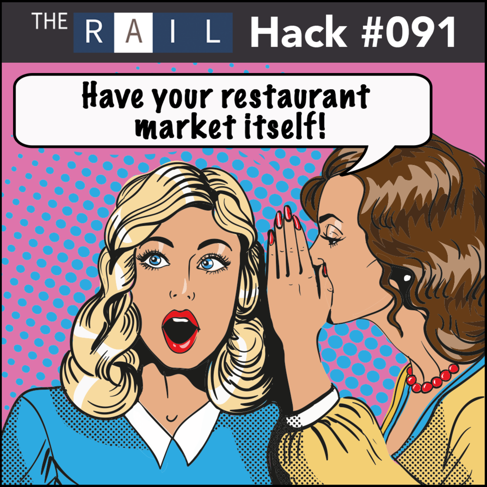 Restaurant marketing tip: Set up your business to run on marketing automation!