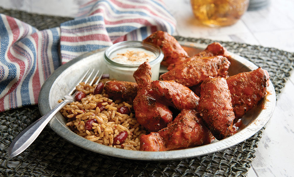 Team up with Frank's RedHot King of Wings to create amazing college football promotions