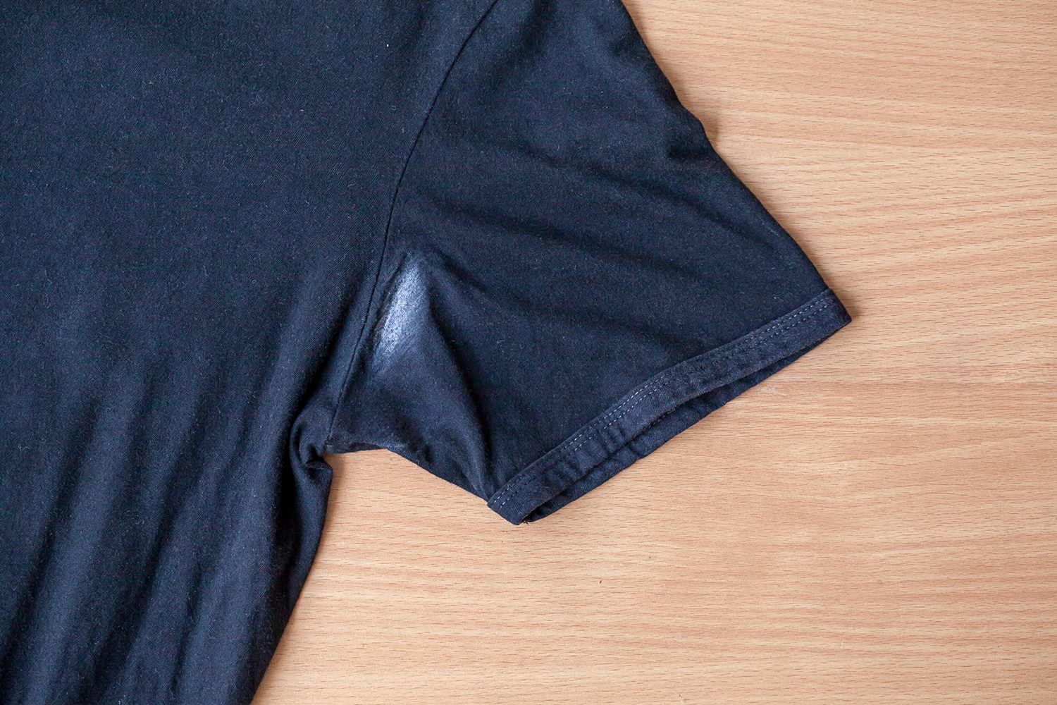 Use Dryer Sheets To Remove Deodorant Stains From Restaurant Uniforms
