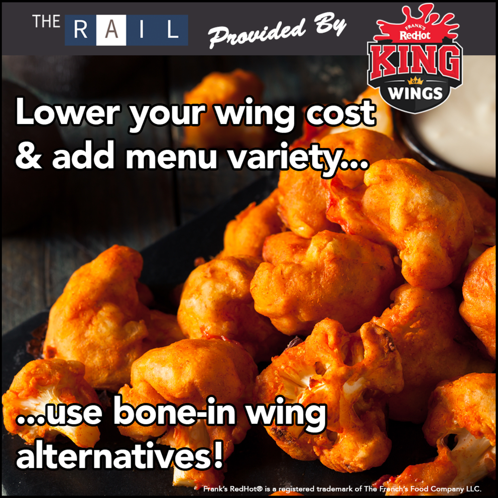 Restaurant management tip: Save money & offer variety with bone-in wing alternatives!