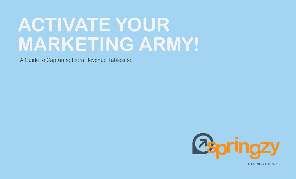 Activate Your Marketing Email cover