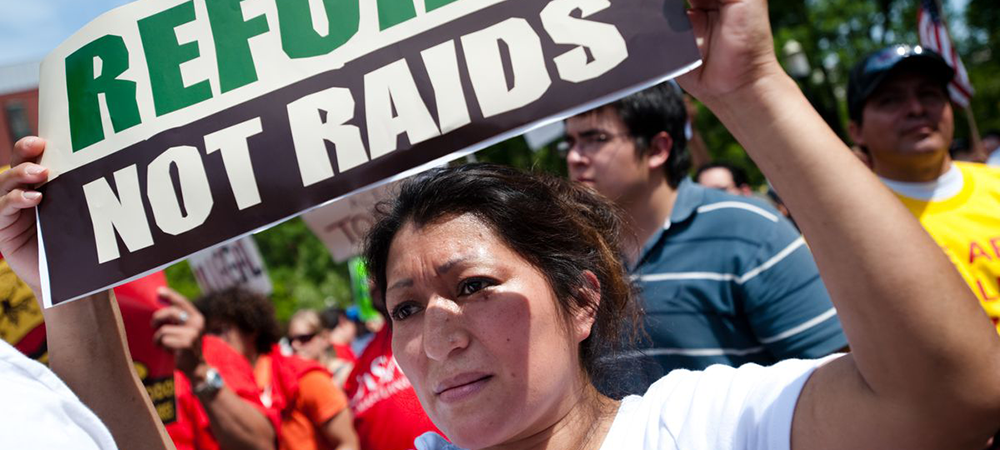 Restaurant ICE raids are up 40% under the Trump Administration.