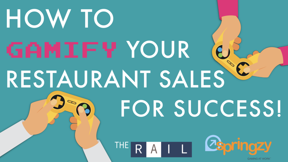How to Gamify Your Restaurant Sales cover