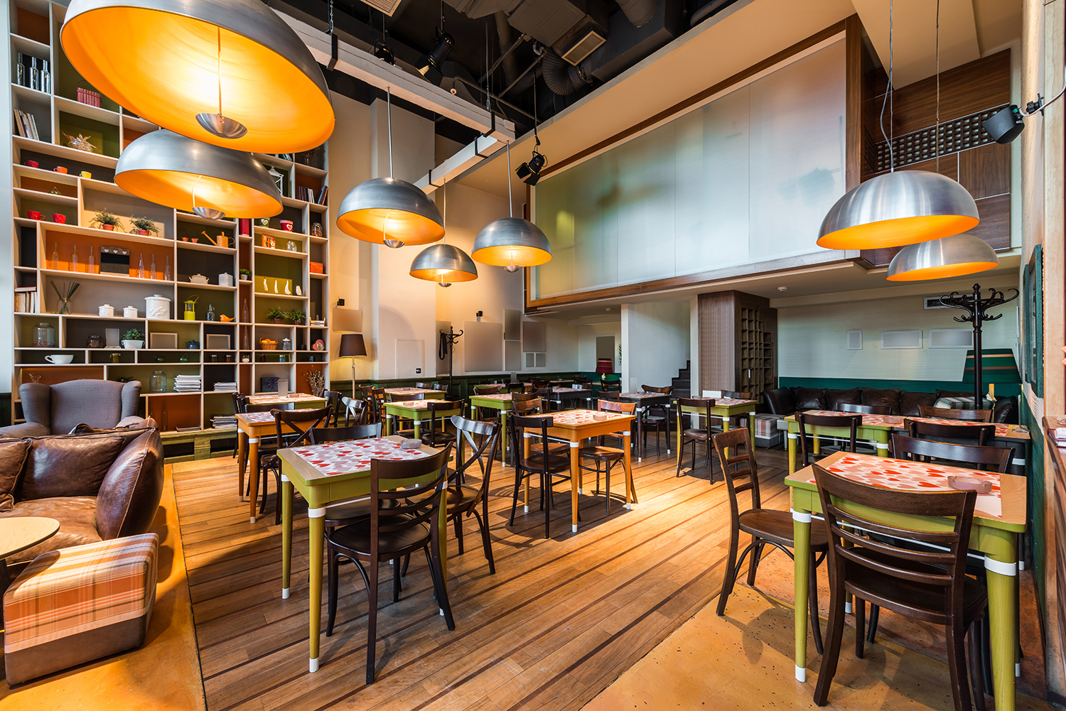 What S Hot In Restaurant Design In 2018 The Rail