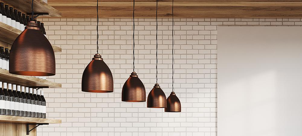 2018 restaurant lighting design trends