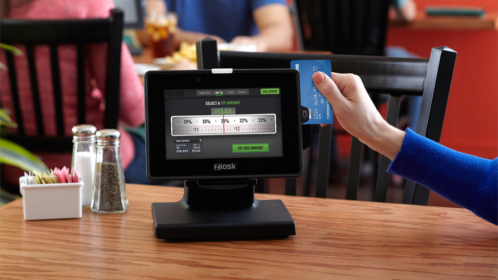 Speed up table turnover and boost server tips with tableside payment options.