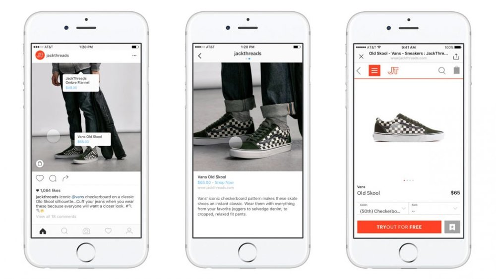 Restaurants could use Instagram shoppable posts to boost delivery sales with followers.