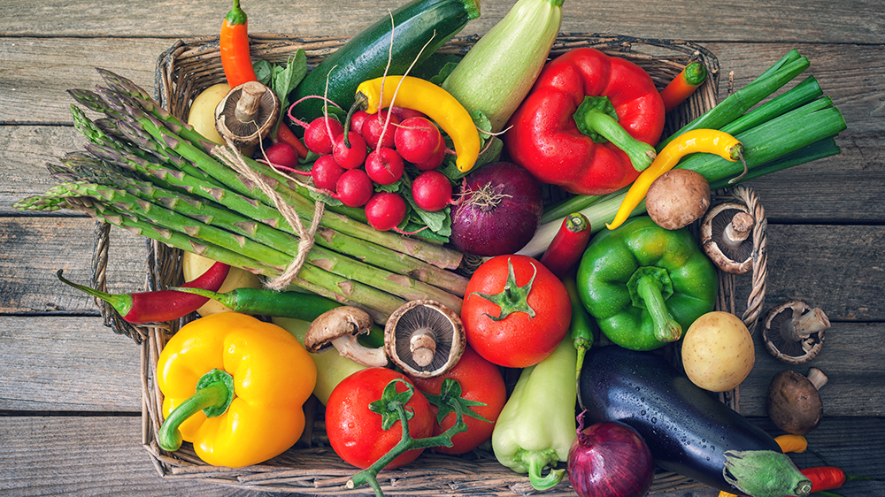 In-season produce tastes better