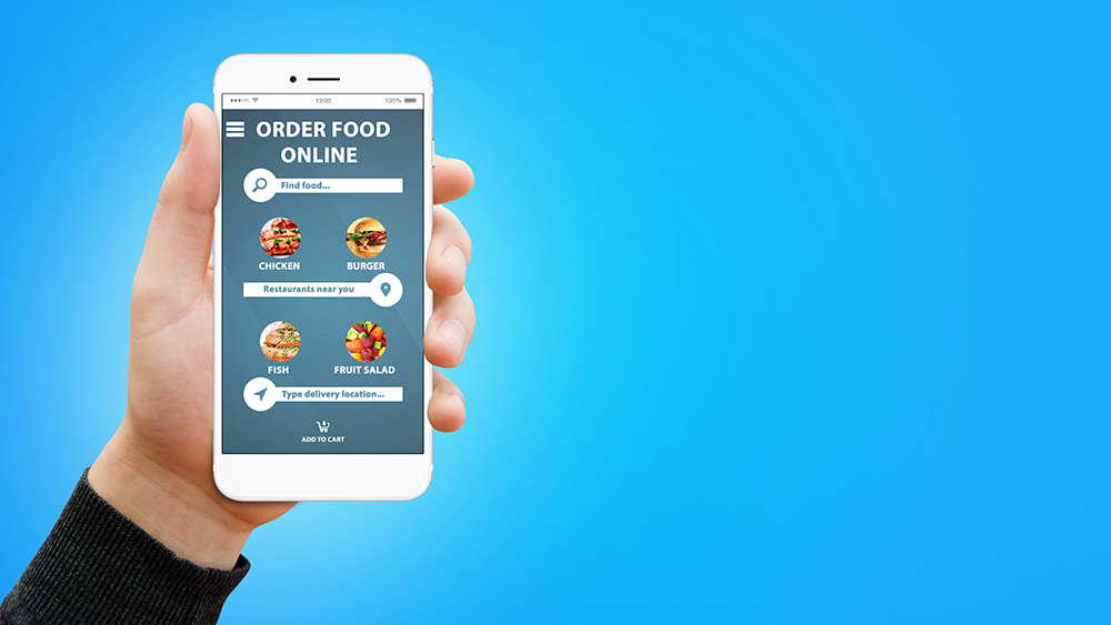 Restaurants should make sure their websites are responsive and mobile friendly.