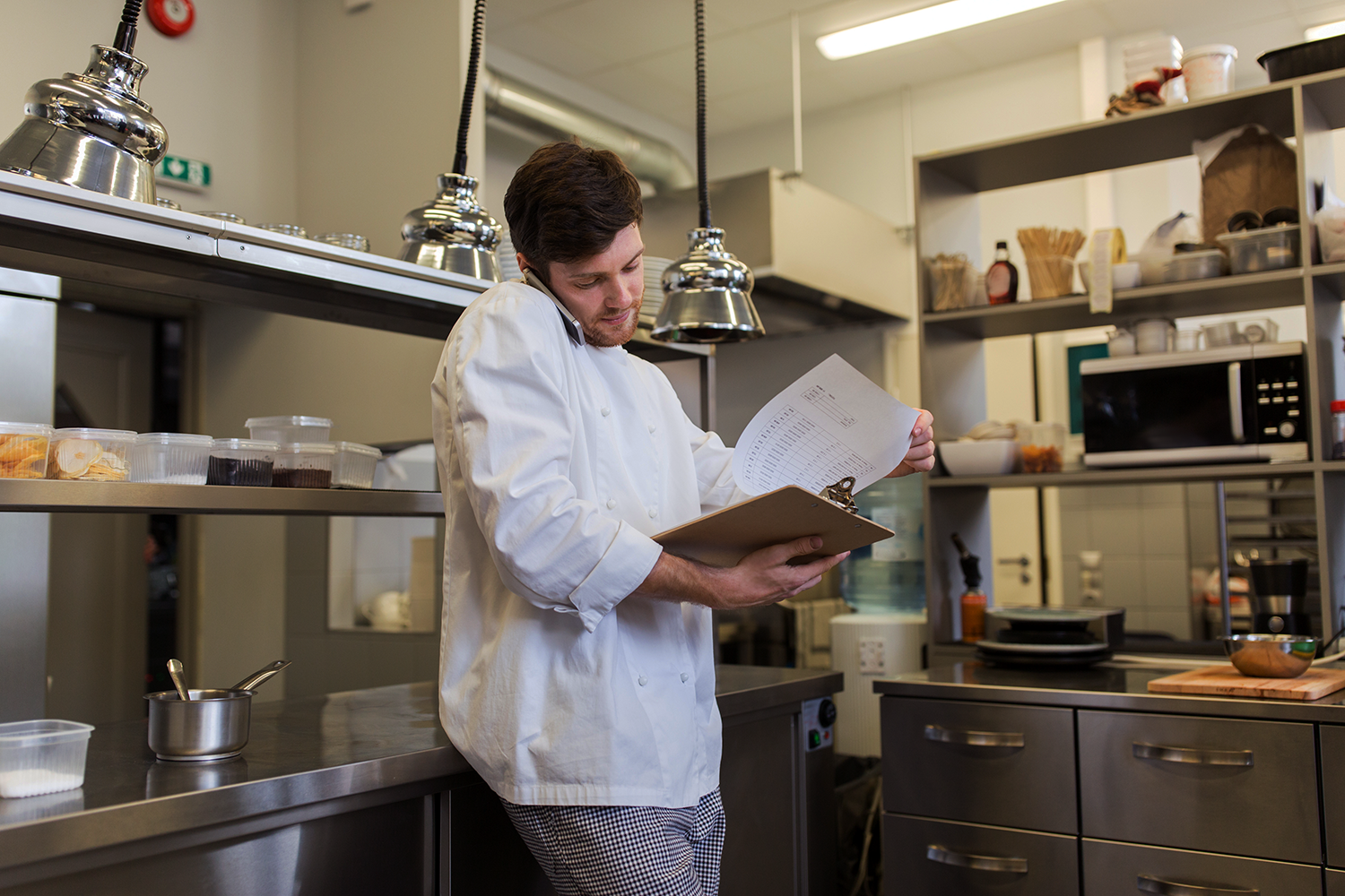 Is Restaurant Inventory Management The Most Crucial Issue For Operators The Rail