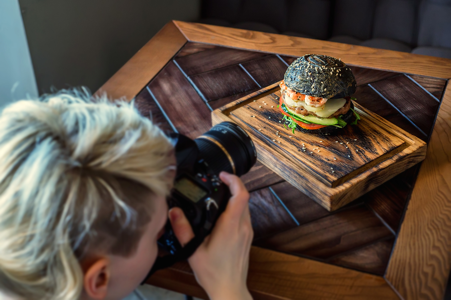 Professional Food Photography A Feast For Your Restaurant S Bottom Line The Rail