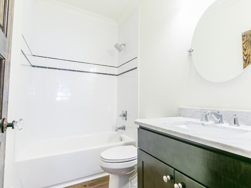 Guest Bath - After