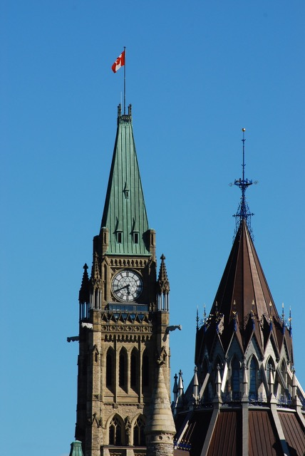 Parliament Buildings: Celebrate Canada's 150th!