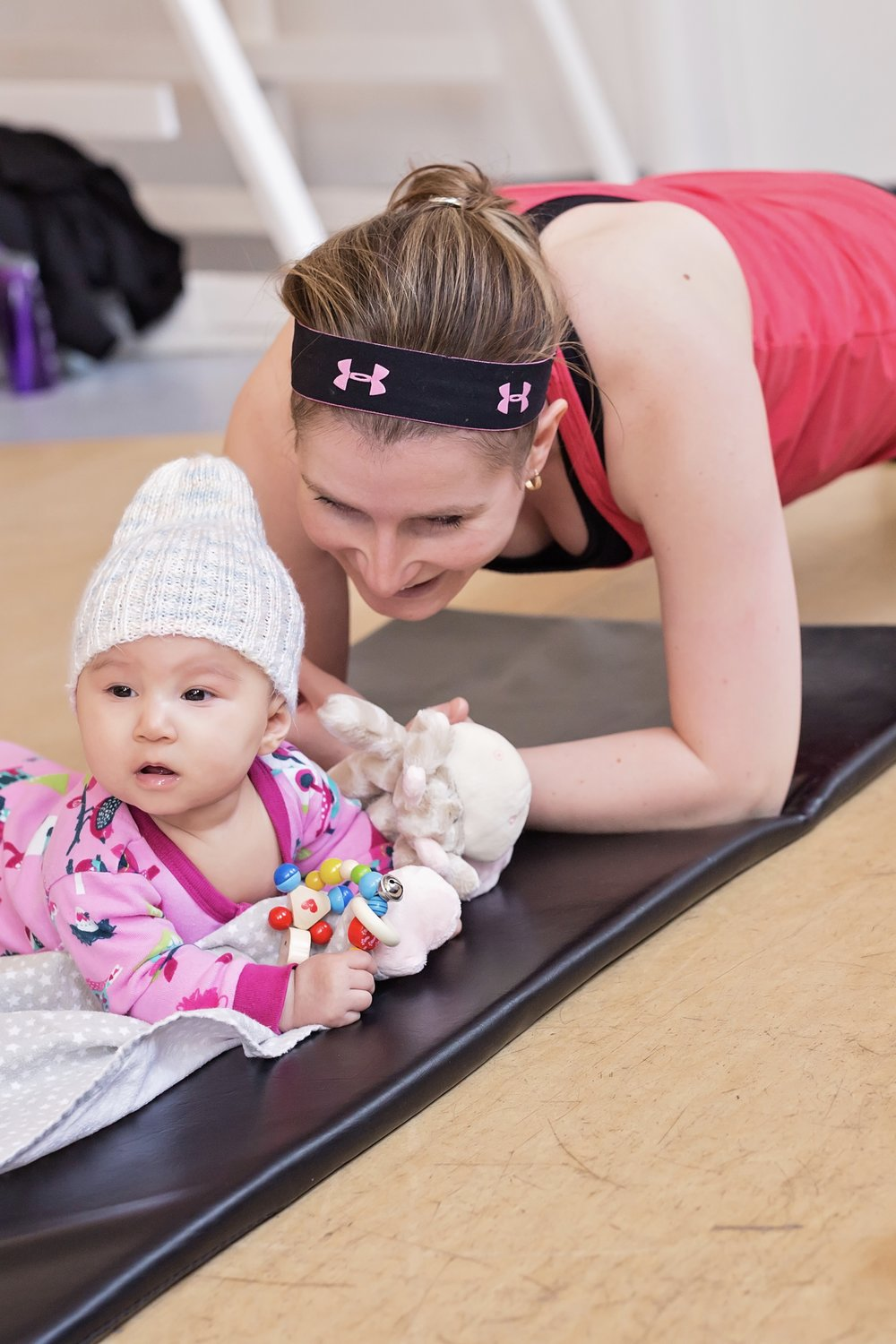 FITMOM and Baby classes