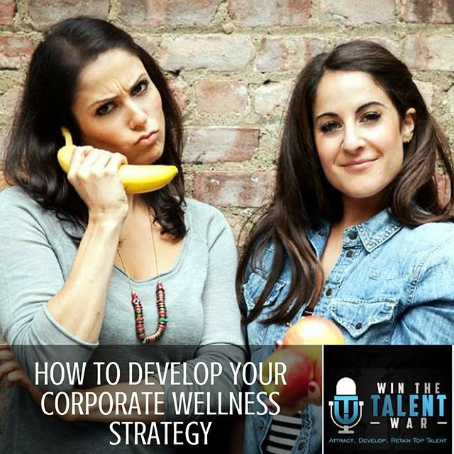 Check us out talking corporate wellness strategy on the Winning the War on Talent podcast! Thanks for having us!! 🌱🖥 (link in dat bio) #healthyoffice #hr #employee #health