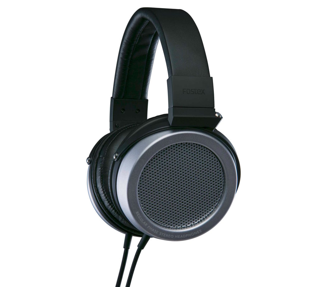 Woo audio fostex th 500rp premium reference headphones - Woo headphone stand ...