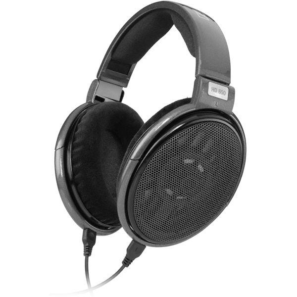 Sennheiser hd 650 dynamic headphone by woo audio - Woo headphone stand ...
