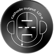 Cathode Output LO-Z for High Sensitivity Headphone
