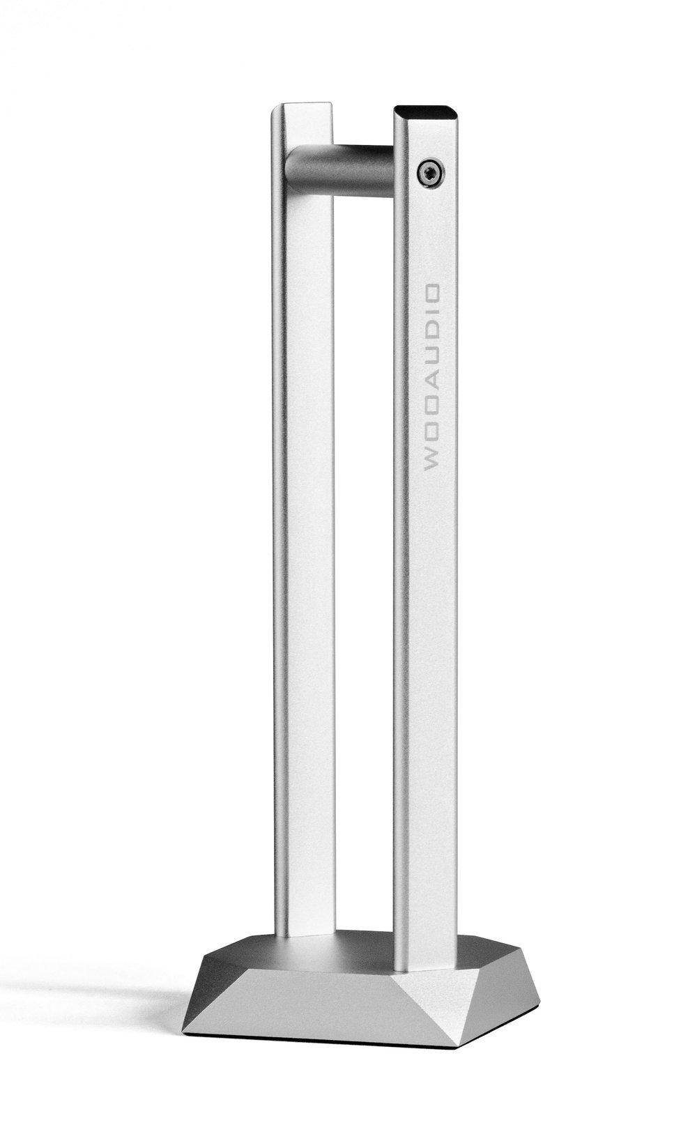 Woo audio compact aluminum headphone stand - Woo headphone stand ...