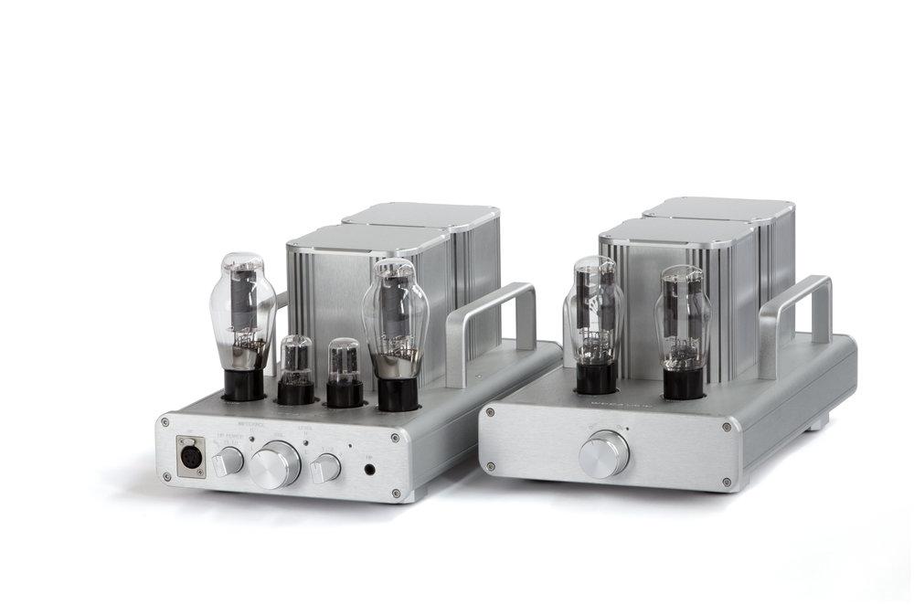 200 360 Watts Class G Mosfet Power Amplifier
