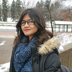 From India to the U of M: Meet Sreyashi Ray