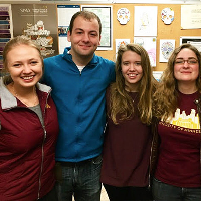 Outstanding Undergraduate Club Exceeds Expectations