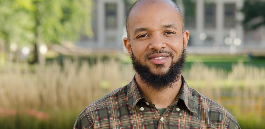 a degree that prepared him for the World - By Natasha MooreDeSean Smedley is a man whose passion can be felt by everyone that crosses his path. His degree in African American & African Studies not only fueled his fire, but it also gave him the knowledge, courage, and support needed to shape his future into whatever he desires.
