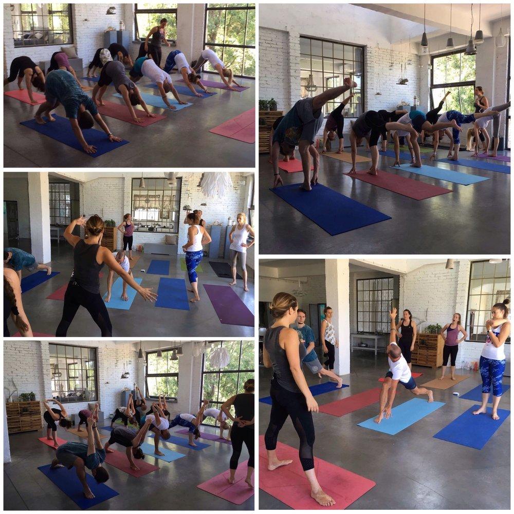 njoy jóga- és mozgásműhely