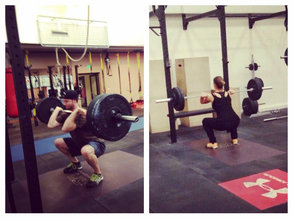 strongfit edzés budapest
