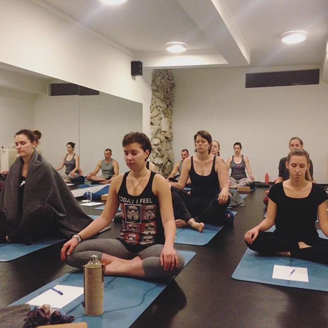 #yogamasterclass