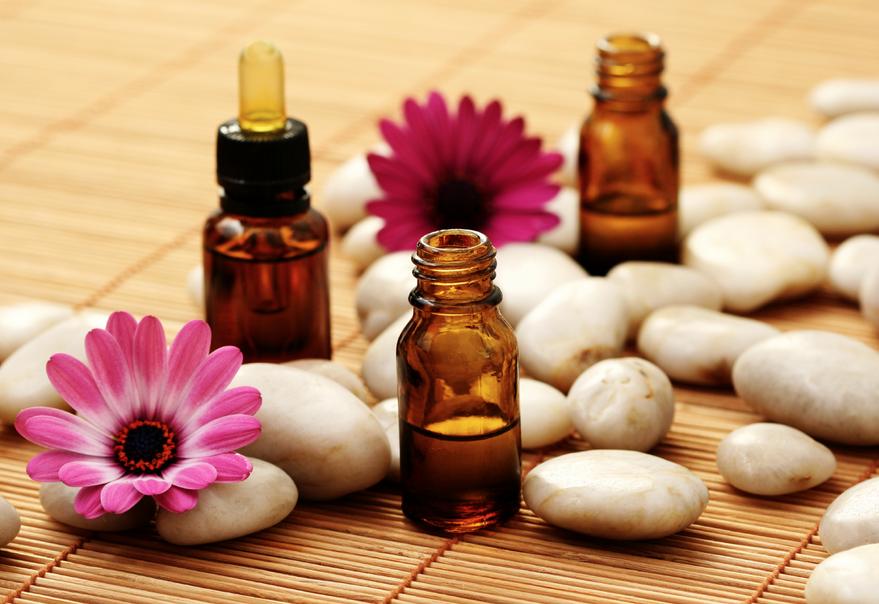Aromatherapy 3 bottles