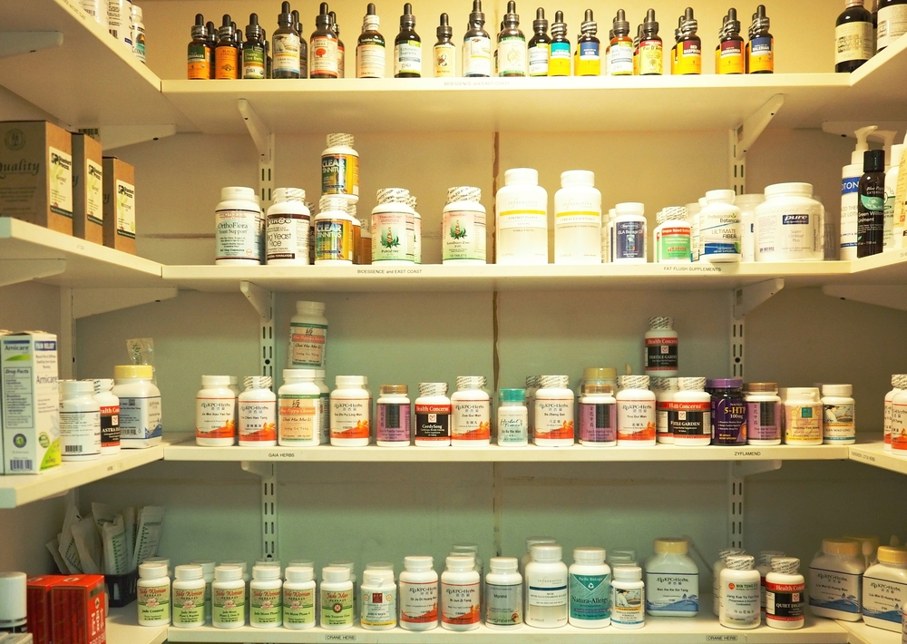 ACNJ has a Traditional Chinese Medicine pharmacy sourced from the best suppliers in the world.