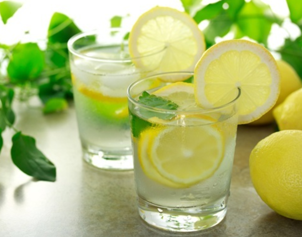 Try drinking lemon water to help with nausea during your pregnancy