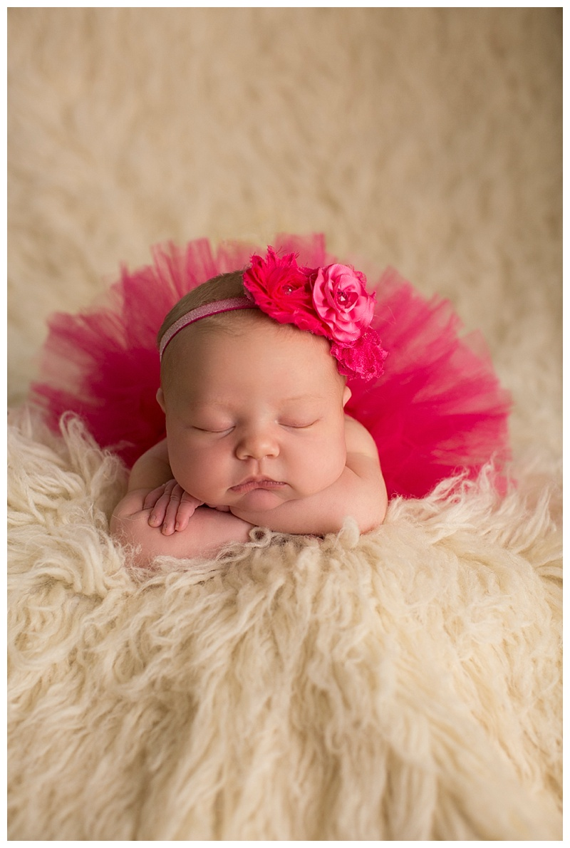 I love when the parents bring cute outfits like this! Its makes their session even more personalized.