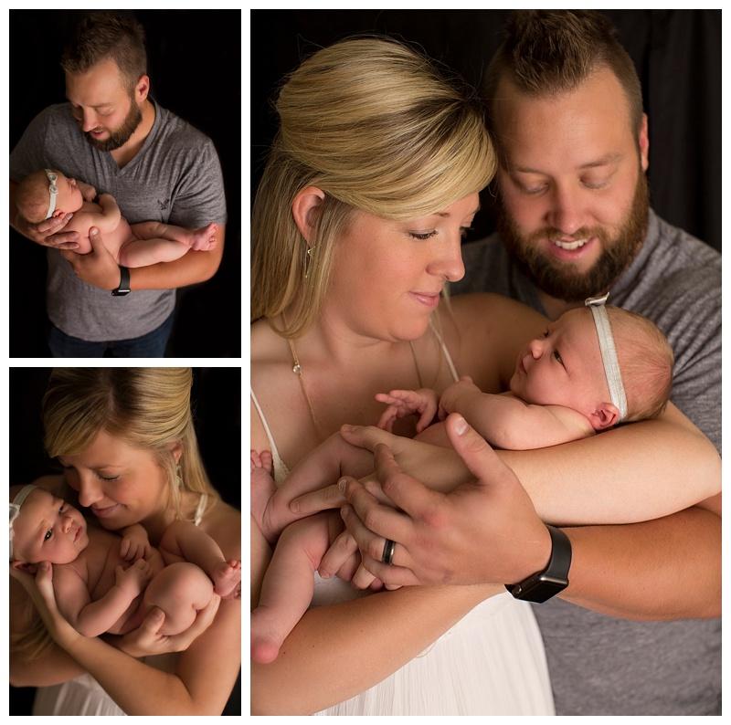 Beautiful Family of 3