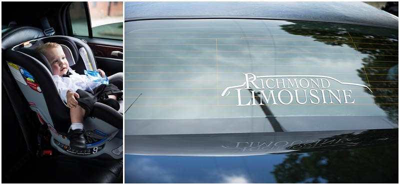 Thank you Richmond Limousine for your service!