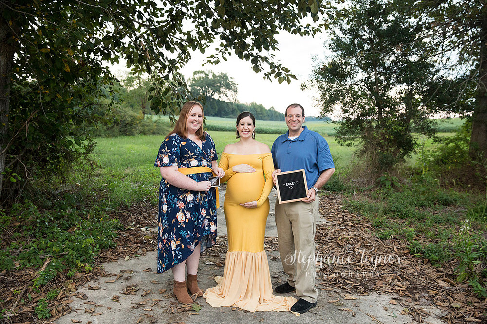 Stephanie Tignor Photography | Fredericksburg VA Maternity Photographer | Warrenton VA Maternity Photographer | Stafford VA Maternity Photographer | Maternity Photographer | Surrgoate, surrogacy, surrogate pregnancy, surrogate journey, infertility journey, surrogate family